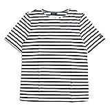 (セントジェームス) SAINT JAMES クルーネック Tシャツ Sサイズ LEVANT MODERN レヴァント 並行輸入品