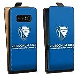 DeinDesign Tasche kompatibel mit Samsung Galaxy Note 8 Duos