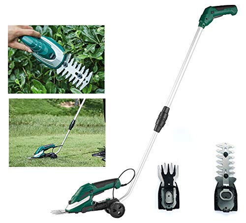Great Price! LCYCN Electric Hedge Trimmer, The Mowing Machine Gardening Trimmer Home-Angle Adjustabl...