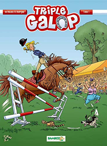 Triple galop - tome 01