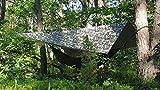 Bushmen Thermo Tarp 3 x 3 metros camuflaje lona impermeable impermeable colchoneta aislante