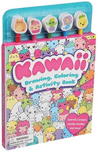 Kawaii Pencil Toppers