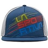 La Sportiva Gorra modelo Trucker Hat Stripe Evo marca, opal/cloud, l