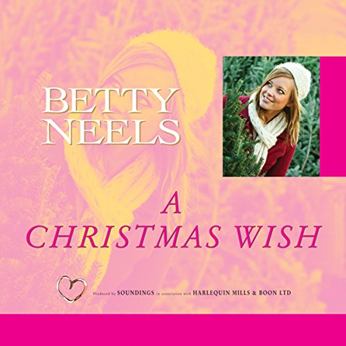 A Christmas Wish audiobook cover art