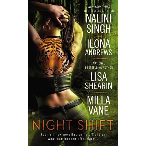 Night Shift (Kate Daniels) (English Edition)