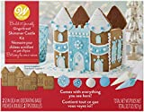 Food Items 1900-0-0052 Gingerbread Decor KT, Winter Shimmer and Sparkle