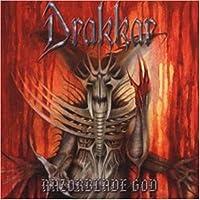 Razorblade God by Drakkar (2002) Digipack