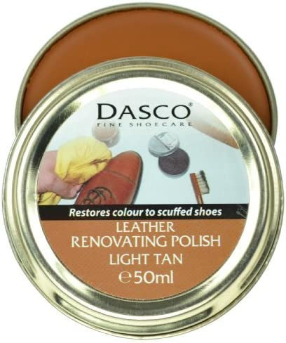 DASCO Renovating Polish Max 42% OFF Chicago Mall Light Tan -
