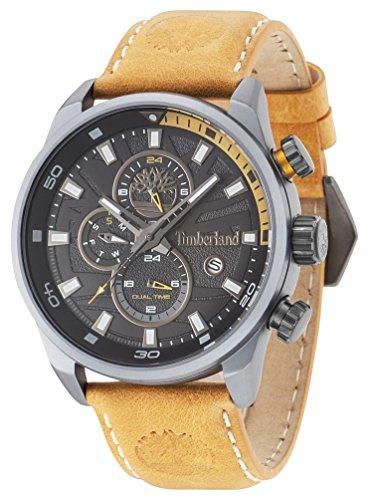 Reloj amarillo para Hombre con Esfera analógica