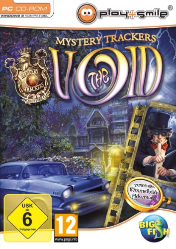 Mystery Trackers: The Void [Edizione: Germania]
