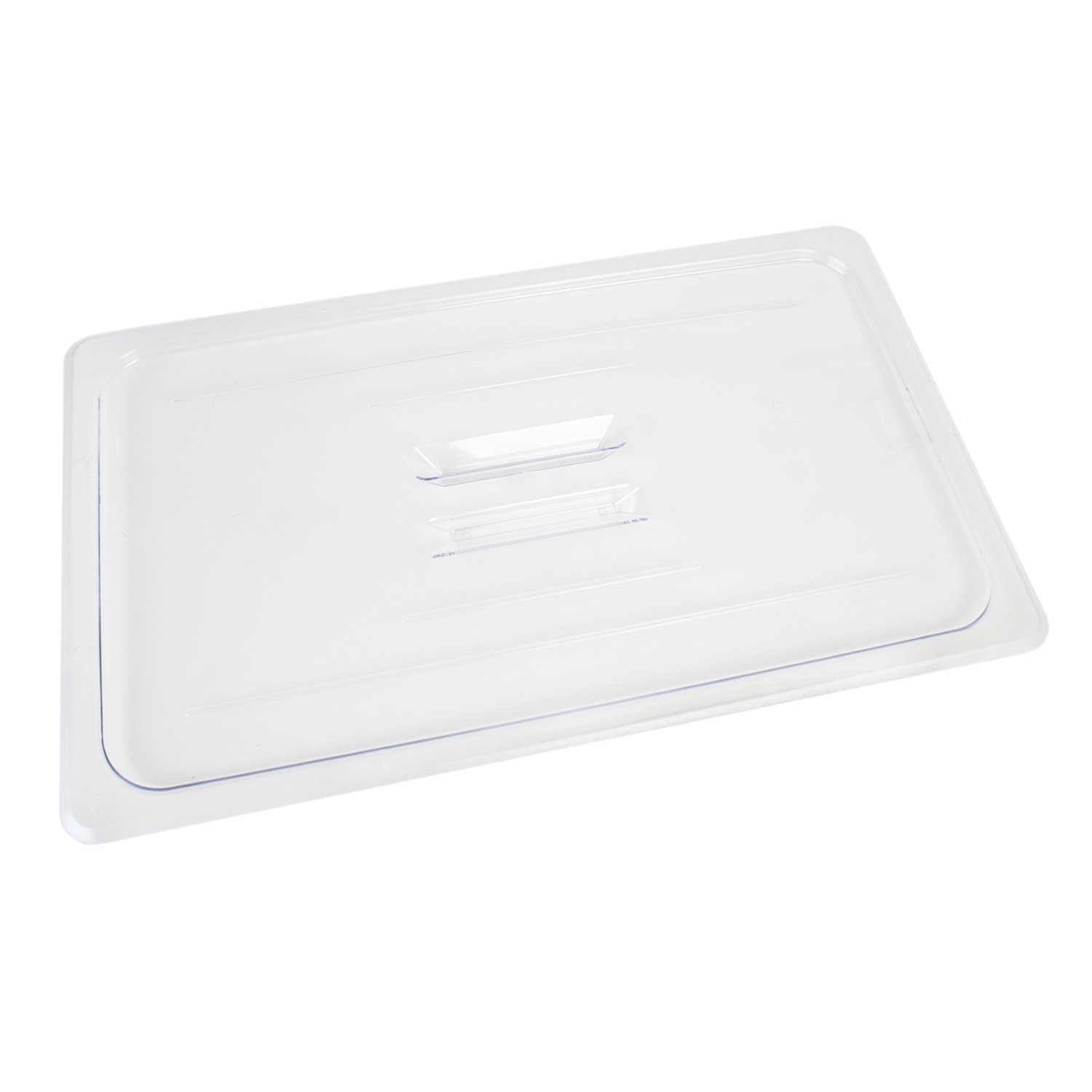 Excellante Max 77% OFF 849851006584 Solid Cover for Food Pan Max 44% OFF Polycarbonate