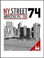 【FOX REPUBLIC】【マンハッタン ニューヨーク】 白光沢紙(フレーム無し)A2サイズ