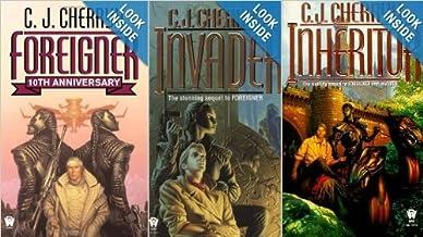Foreigner 1-3: Foreigner, Invader, Inheritor