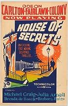 House of Secrets Movie Poster (27 x 40 Inches - 69cm x 102cm) (1956) -(Michael Craig)(Anton Diffring)(Gérard Oury)(Brenda De Banzie)(Geoffrey Keen)(David Kossoff)