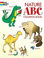 Nature ABC Coloring Book (Dover Coloring Books)