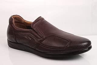 Forelli 46103 Erkek Büyük Numara Günlük Comfort Deri Ayakkabı