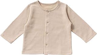 cremé de coco カーディガン (長袖/丸衿) ベビー 赤ちゃん はおりもの [防寒・冷房対策] 綿100% 日本製
