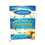 Giusto Sapore Italian Potato Gnocchi Pasta- 17.6oz - Premium Gourmet Brand - Imported from Italy and Family Owned