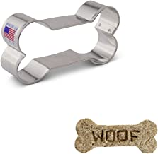product image for Ann Clark Cookie Cutters Large Dog Bone Cookie Cutter, 4""