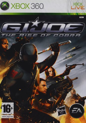 G.I. Joe: The Rise of Cobra (Xbox 360) [importación inglesa]