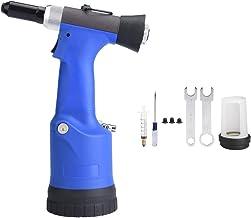 Jacksking KP-708/708X Ferramenta pneumática de rebite de pistola hidráulica, ferramenta pneumática de autoprimer para rebi...