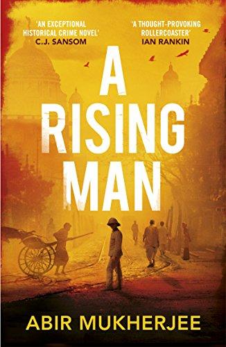 A Rising Man: Wyndham and Banerjee Book 1 (Wyndham and Banerjee series) (English Edition)
