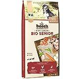 Bosch HPC Bio Senior Pollo e Mirtillo Rosso Cibo Secco per Cani - 11500 g