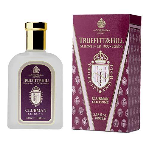 Truefitt & Hill - Clubman Cologne Spray 100Ml/3.38Oz - Parfum Homme