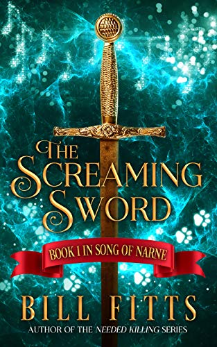 The Screaming Sword (Song of Narne Book 1) (English Edition)