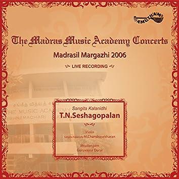 Madrasil Margazhi - 2006 (Live)