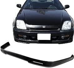 Remix Custom For 1997-2001 Honda Prelude Polyurethane Front Spoiler Bumper Lip