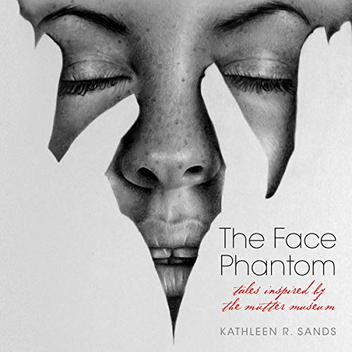 The Face Phantom audiobook cover art