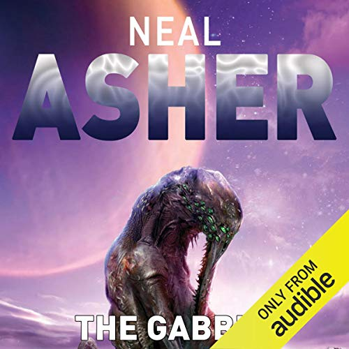 The Gabble audiobook cover art
