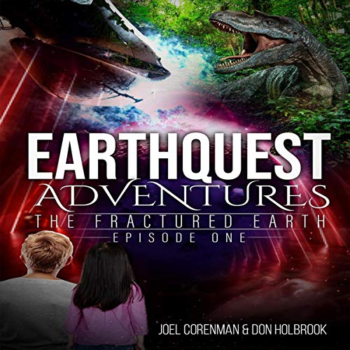 EarthQuest Adventures: The Fractured Earth  By  cover art