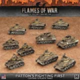Flames of War - Patton's Fighting First - Plastic Army Deal