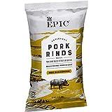 EPIC BBQ Pork Rinds Keto Friendly, Paleo Friendly, Gluten Free, 2.5oz