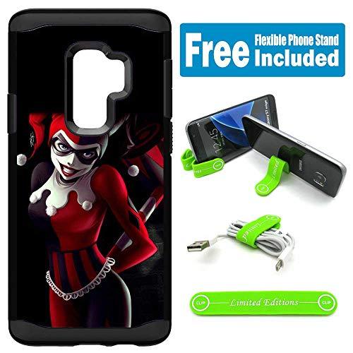 51khkgn0yYL Harley Quinn Phone Case Galaxy s9 plus