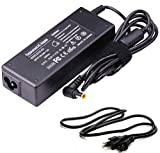 New 19.5V AC/DC Adapter for Sony Bravia KDL-40R455B KDL-40R450B KDL-40R453B ACDP-085E03 KDL-48R510C Smart LED HDTV LCD HD TV 19.5VDC 3.85A 75W 4.36A 85W-90W Power Supply Battery Charger
