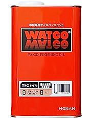 ワトコオイル ナチュラル W-01 1L