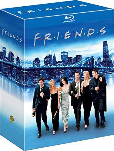 Pack Friends Temporada 1-10 Colección Completa Blu-Ray [Blu-ray]