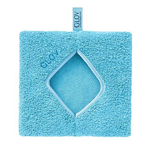 Gant Démaquillant Hypoallergénique en Microfibre Serviette Visage Demaquillante Lingette pour Tous les Types de Peau avec Juste de L'eau Sans Produits Chimiques Lavable Réutilisable