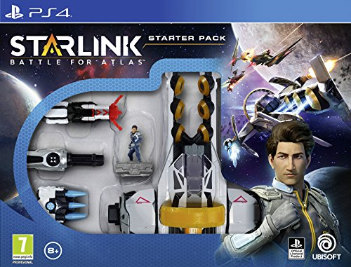 Starlink: Battle for Atlas, Starter Pack - PlayStation 4 [Edizione: Spagna]