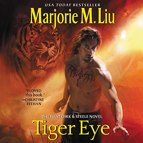 Tiger Eye cover art