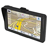 GPS Navigation for Car 7 Inch with Sunshade Vehicle GPS Navigation Car System
