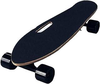 WXH Skateboard Elettrico, E- Longboard, 7 Strati Acero Impermeabile Ip54 Motore brushless ad Alta Resistenza Durata della ...