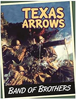 WOG: Texas Arrows Expansion Kit for Band of Brothers Game Series (Screaming Eagles 2nd or Ghost Panzer 2nd Required) Boardgame