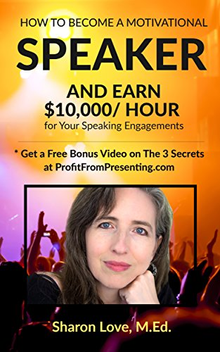 Amazon.com: How to Become a Motivational Speaker and Earn $8,8