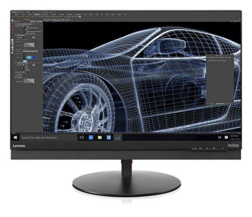 Lenovo ThinkVision P27 LED display 68,6 cm (27') 4K Ultra HD Nero
