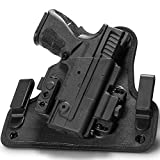 Alien Gear holsters Shape Shift Inside Waist Band - Ruger LC9s - Right Hand - Standard Clips