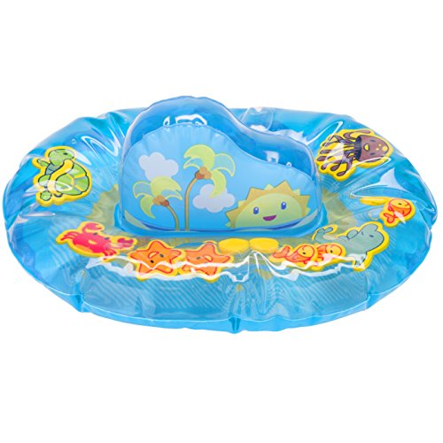 Munchkin Excite and Delight Play N' Pat Water Mat, Island